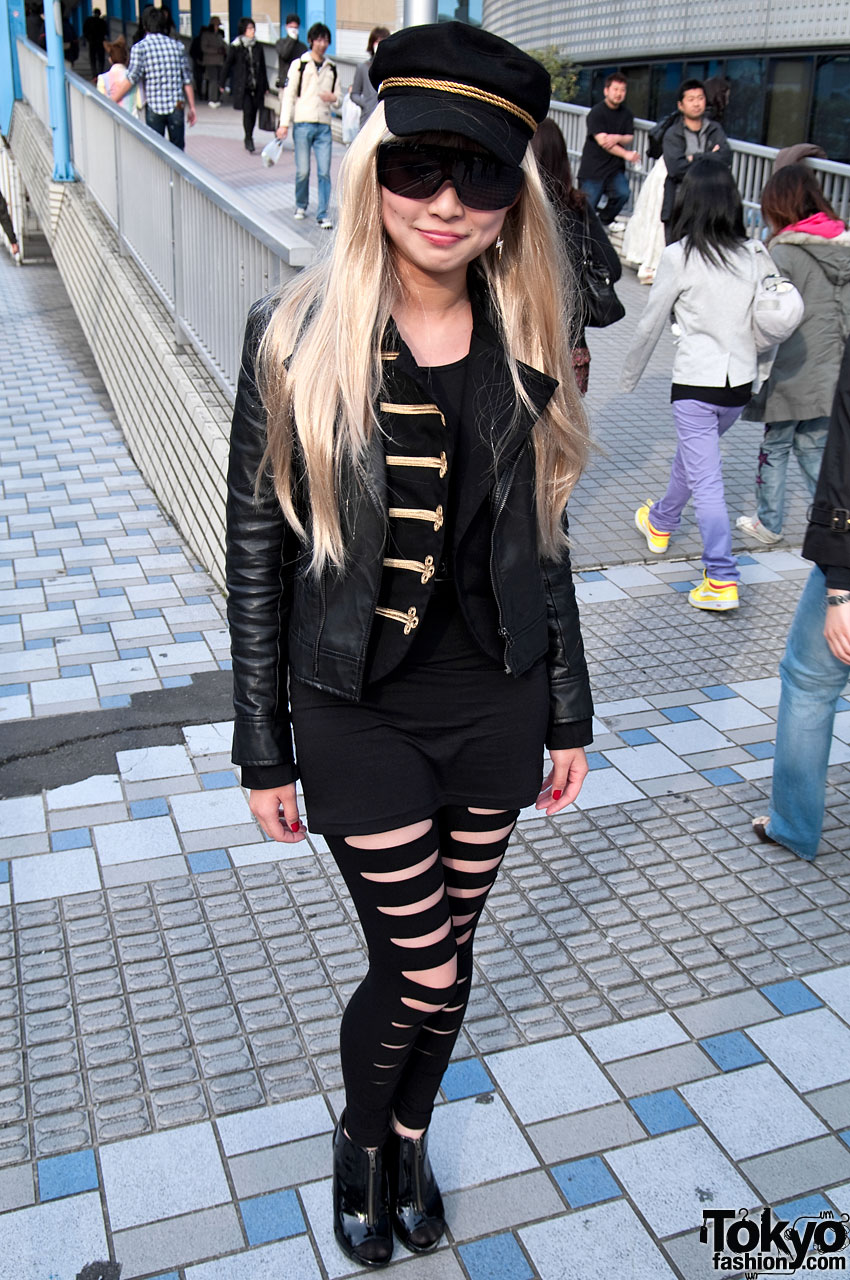 Japanese Lady Gaga Fan Fashion Pictures Day 2