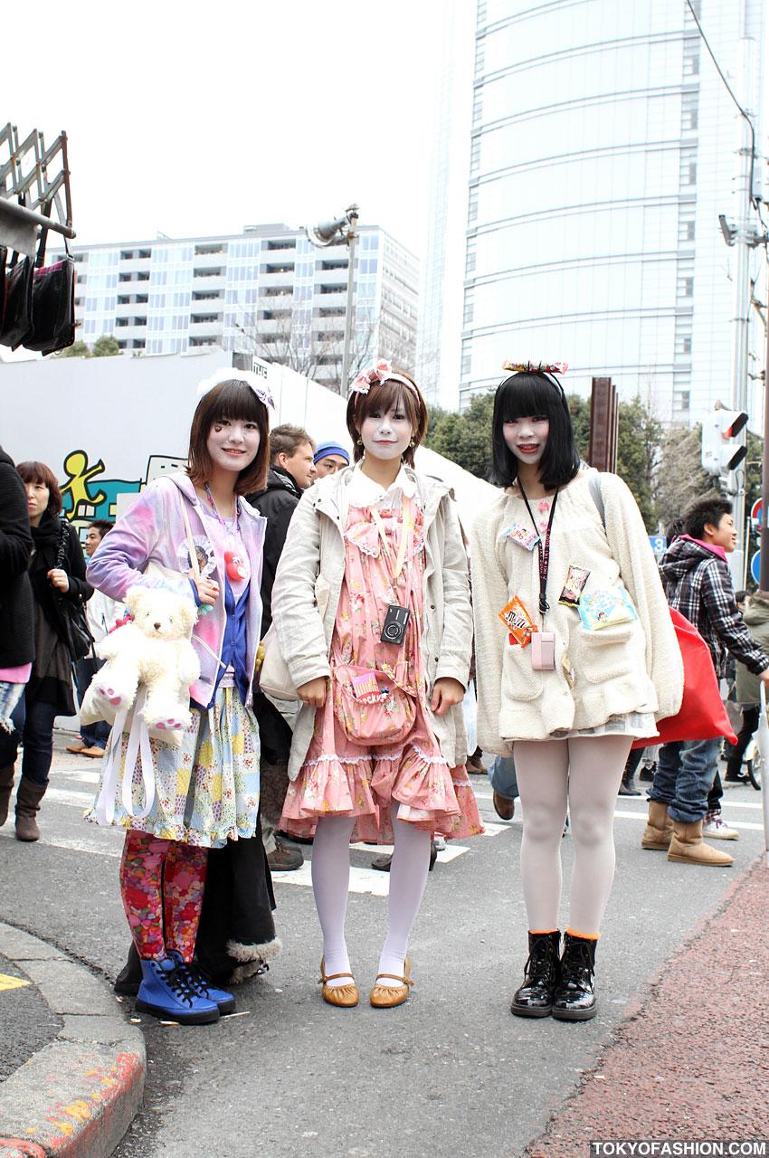 Harajuku Candy Girls