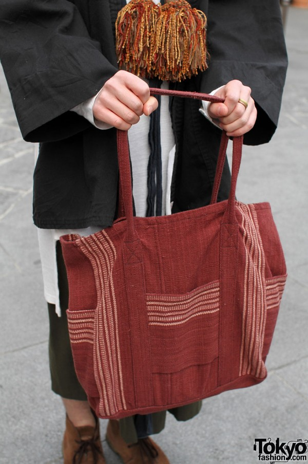 Ethnic bag from Mugendo