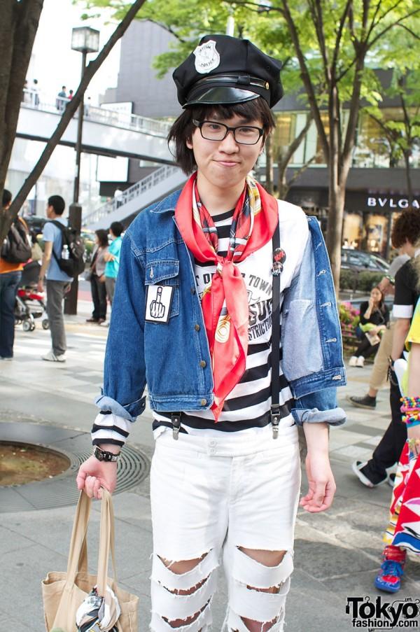 Harajuku Guy Style