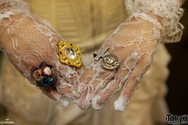 Ringo's Rings at the Grimoire Party.