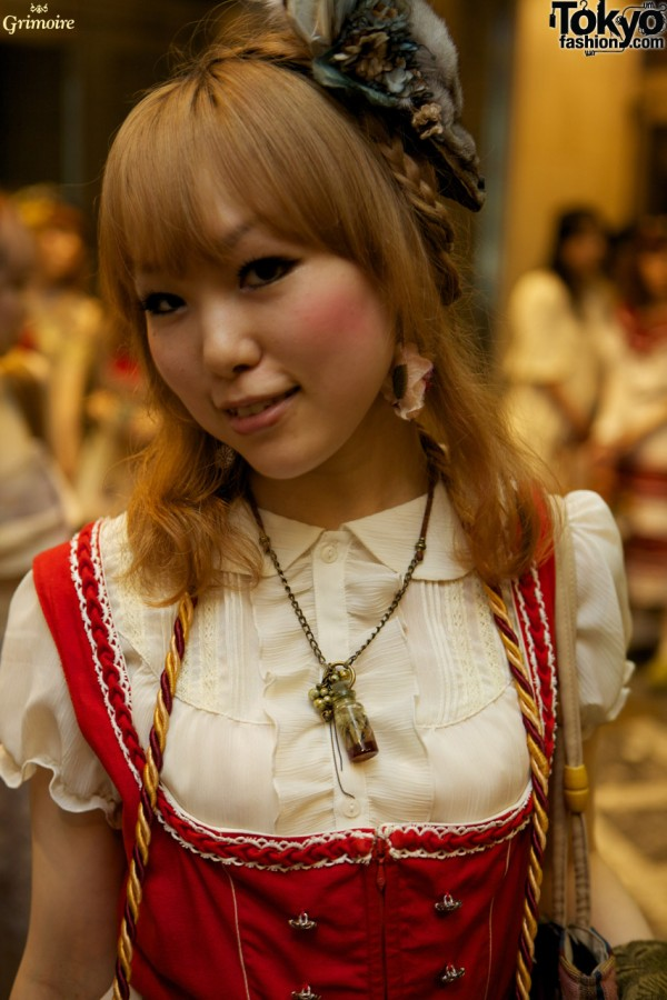 Grimoire Dolly Kei Party in Tokyo