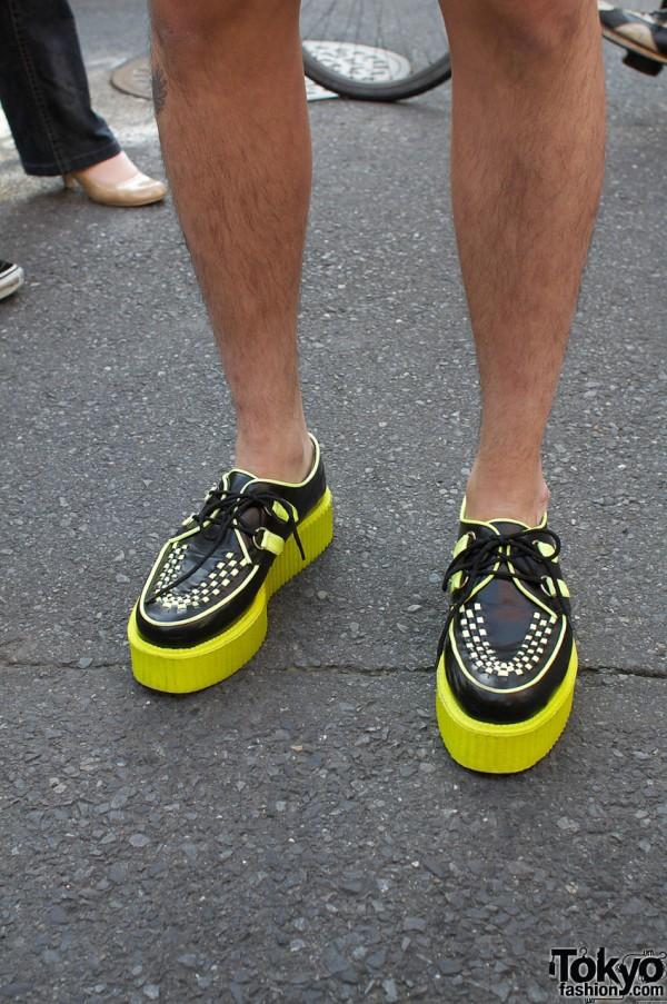 Vintage platform shoes from Dog
