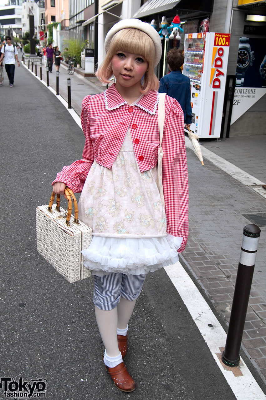 Beautiful Dolly Kei Fashion On Cat Street