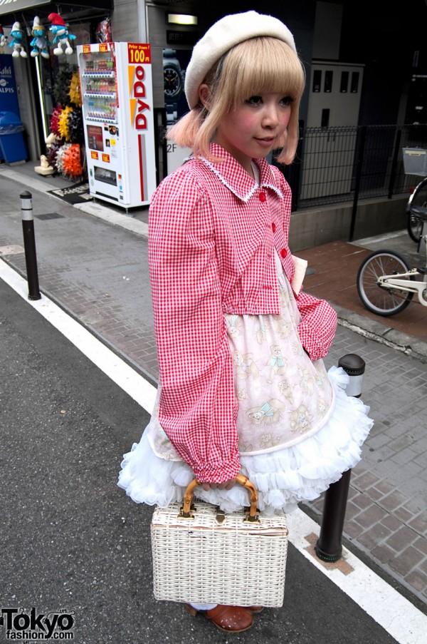 Japanese Dolly-kei Style