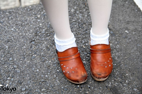 Dolly-kei Shoes in Tokyo