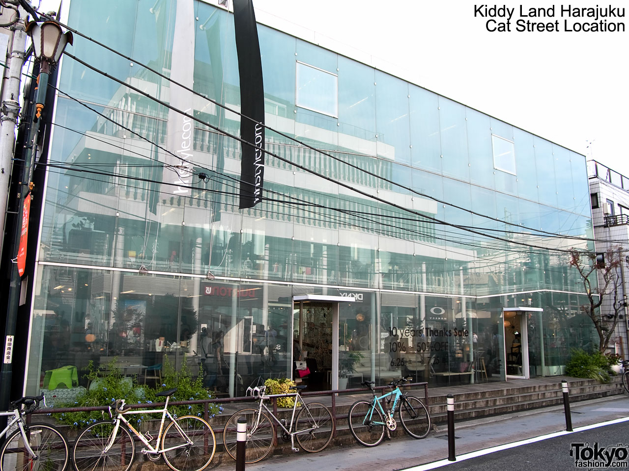 Kiddyland Tokyo Harajuku