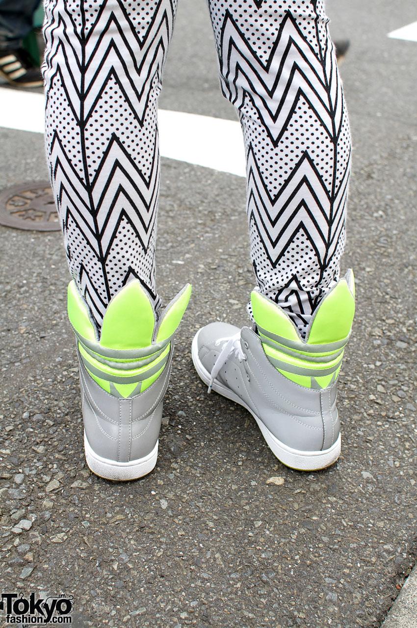girls adidas high tops