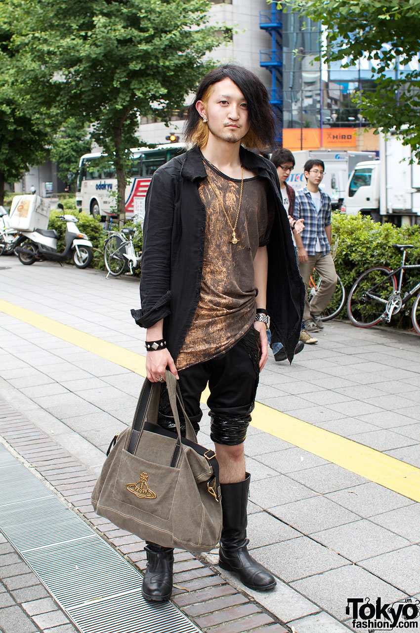 Vivienne Westwood Bag Amp Umbilical Boots