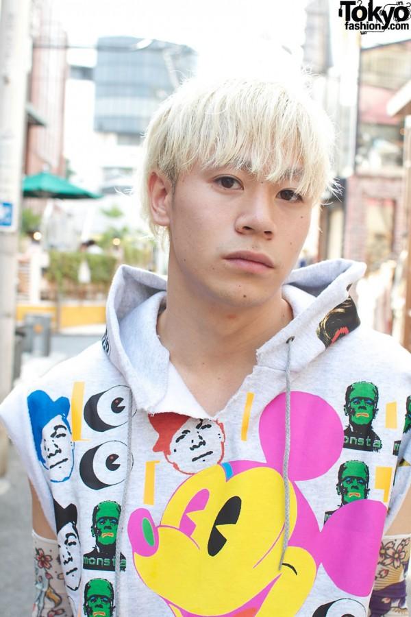 Iccho, Japanese Fashion Blogger