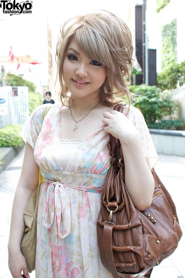 Pastel Sindel dress