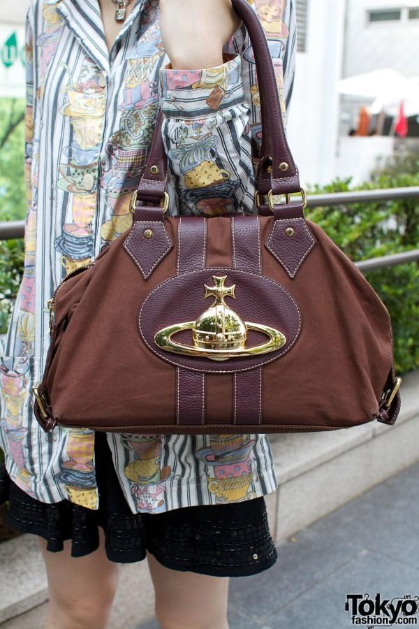 Large Vivienne Westwood bag