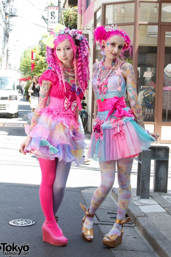 Harajuku Fashion Japan Pictures