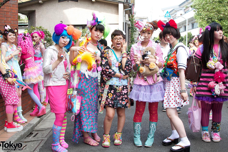6 Dokidoki World Tour Harajuku Kawaii Experience
