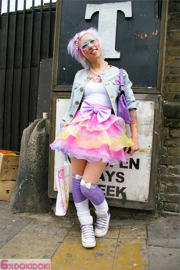 6%DokiDoki London Fashion