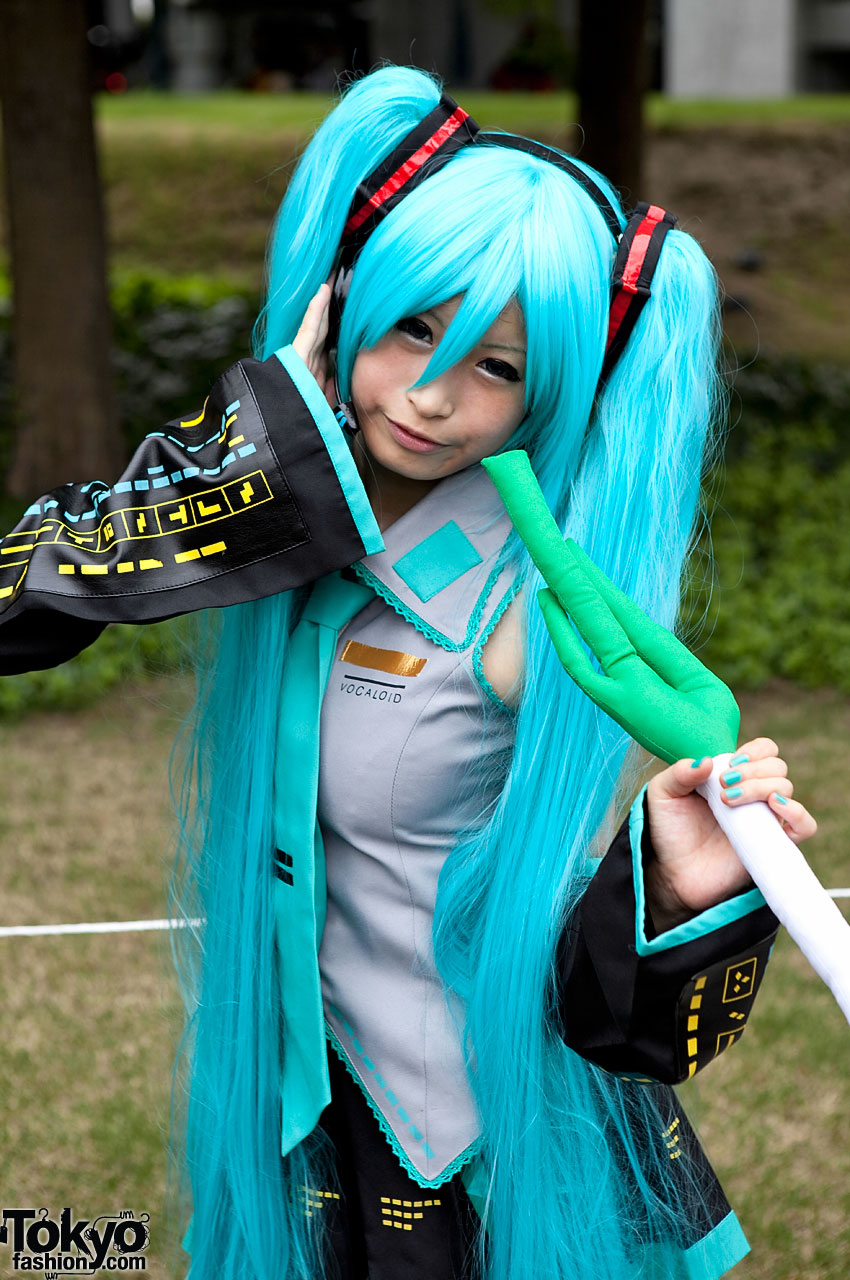Comiket Cosplay Pictures - Summer 2010