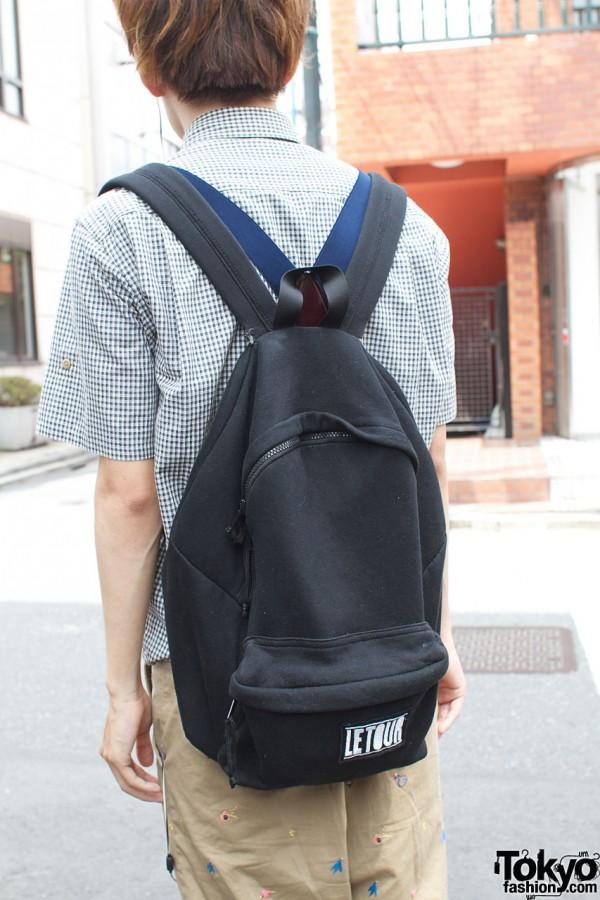 LeTour backpack