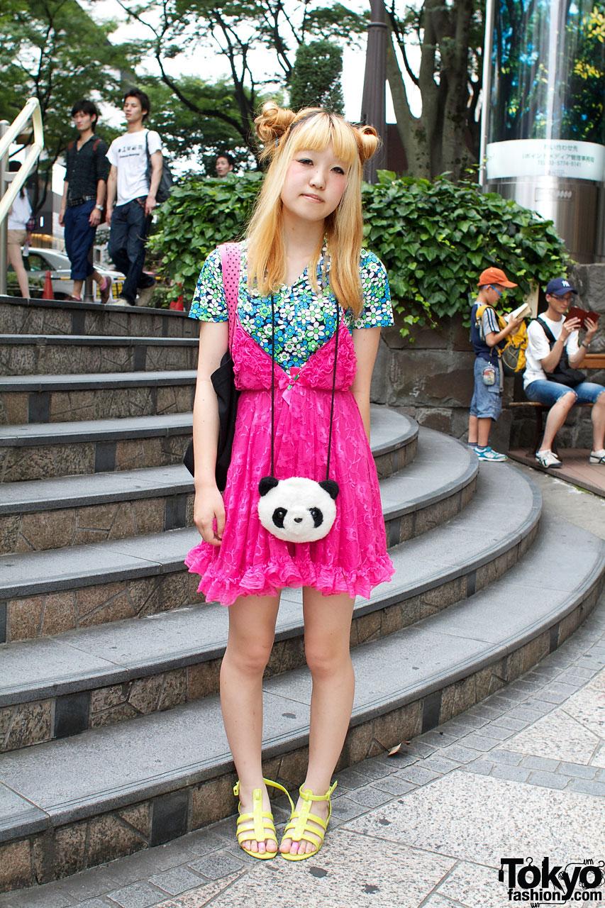 Lingerie Dress Barbie Bag Amp Panda Purse