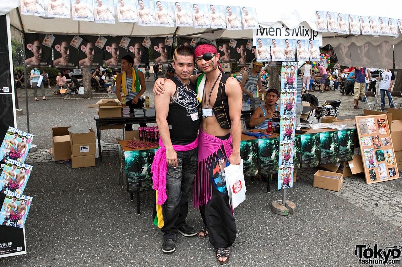 from Byron tokyo lesbian gay parade