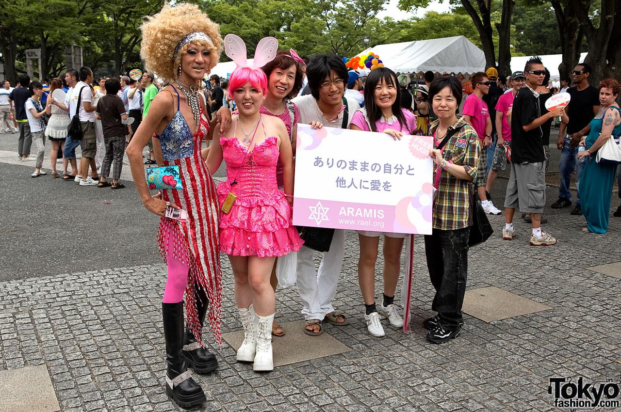 from Johnny gay parade tokyo