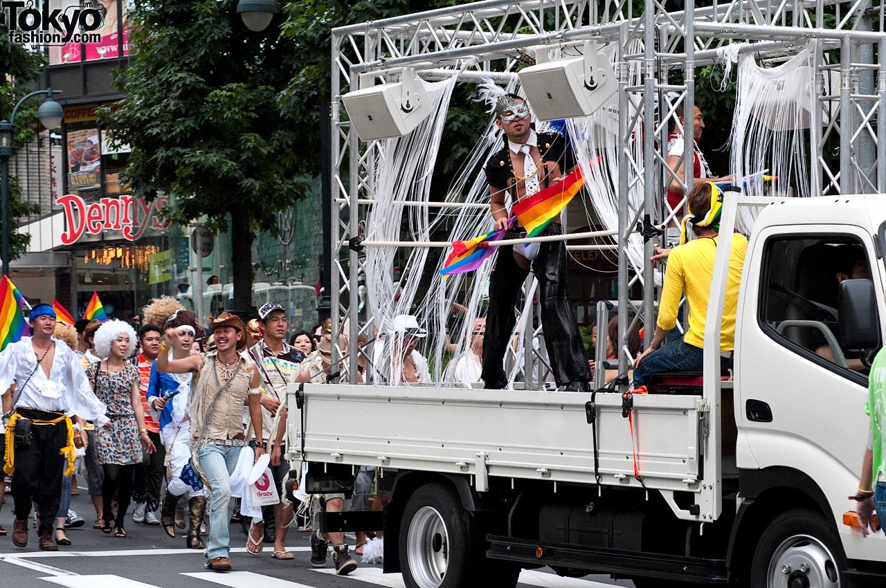 from Casen gay parade tokyo