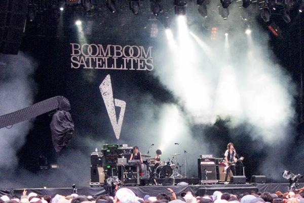 Boom Boom Satellites 2010 US Tour Dates