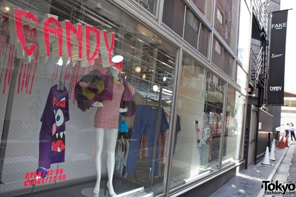 Candy Shibuya
