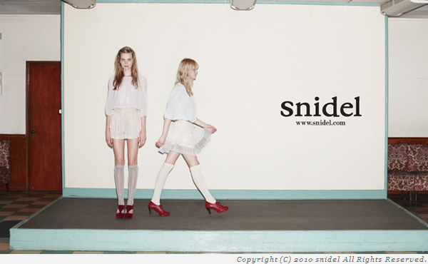 Snidel Japanese Fashion Brand