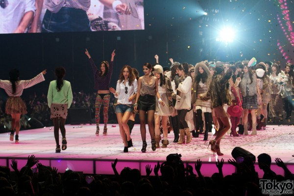 Tokyo Girls Collection Finale