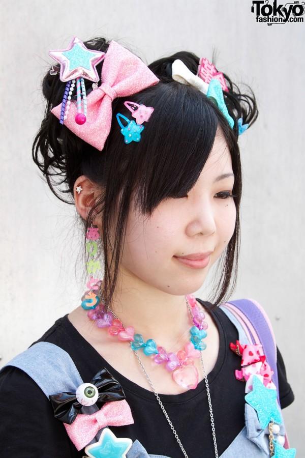 %6DokiDoki hair bows accessories & jewelry