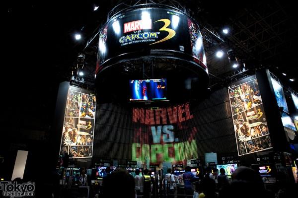 Marvel vs. Capcom at Tokyo Game Show