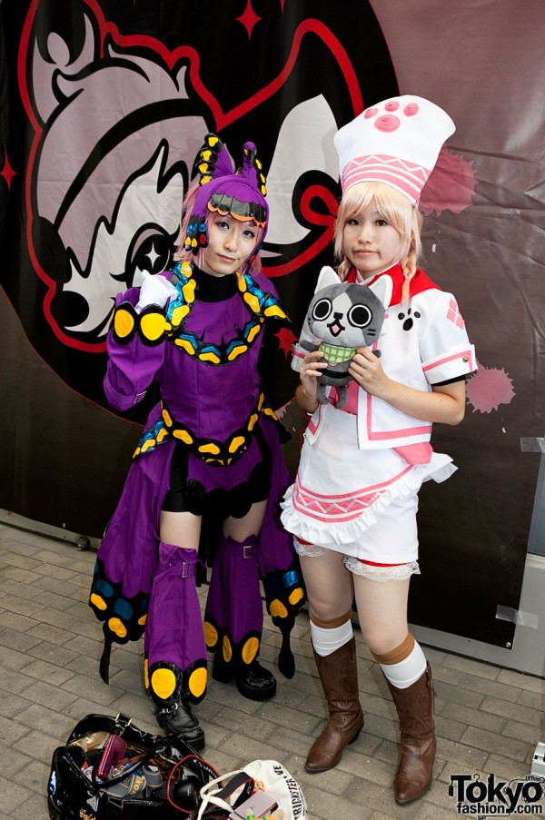 Tokyo Game Show Cosplay