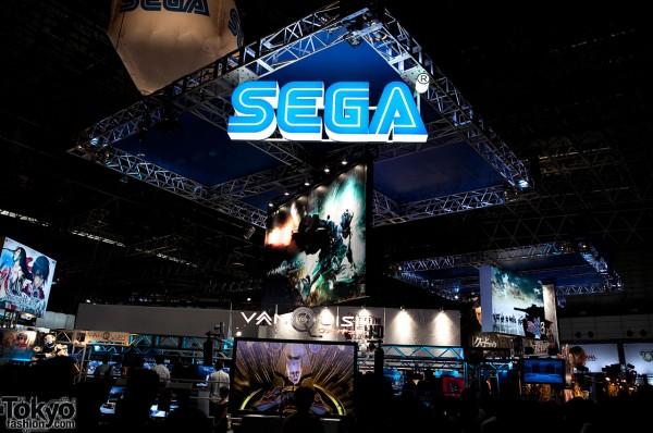 SEGA at Tokyo Game Show