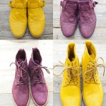 Colorful Factotum Shoes