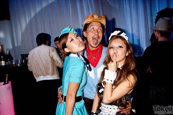 Japan Fashion Festival Party
