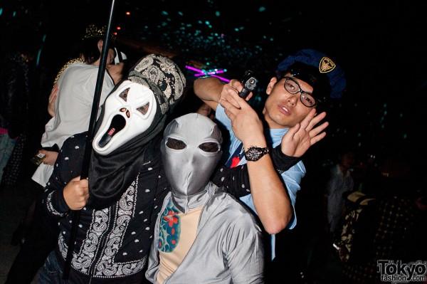 Halloween Party in Tokyo