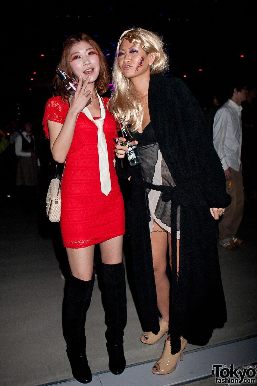 tokyo halloween party girls - Girls Halloween Party