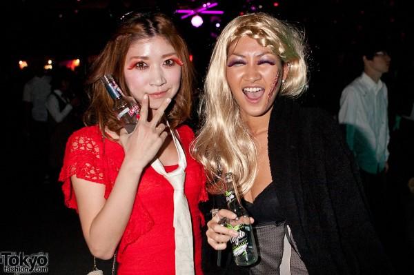 Japan Fashion Festival Tokyo Halloween Party