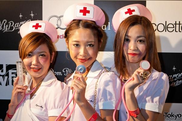 Japanese Nurse Halloween Costumes