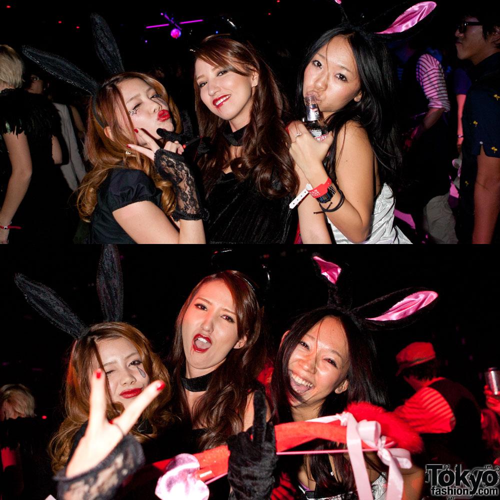 tokyo halloween girls - Girls Halloween Party