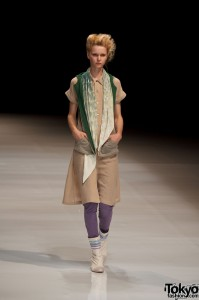 matohu 2011 S/S Collection