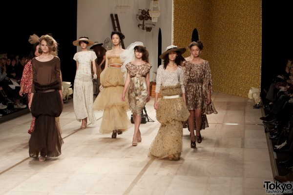 Theatre Products 2011 S/S