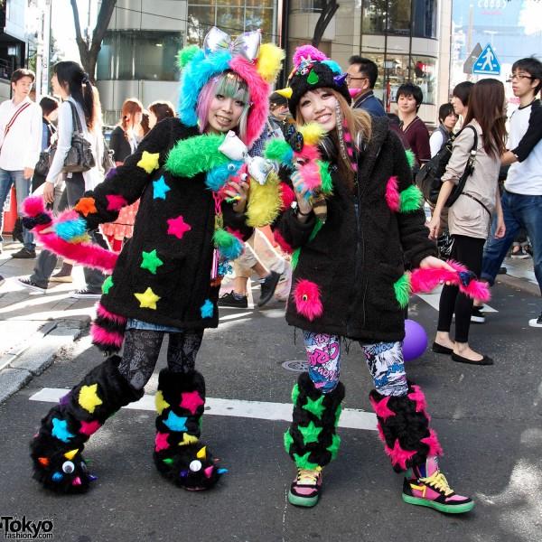 Omocha Party Girls