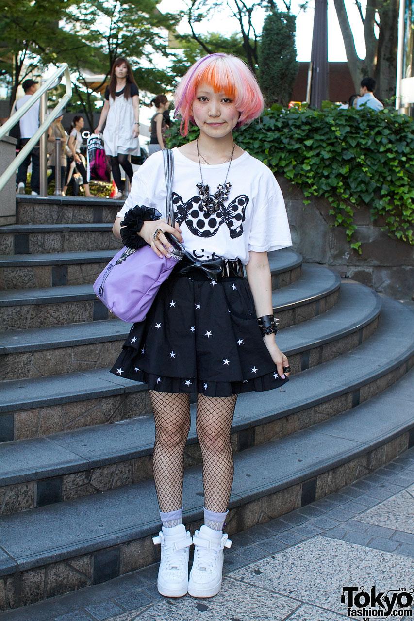 Pastel Hair Color Milk Boy Monomania Anna Sui