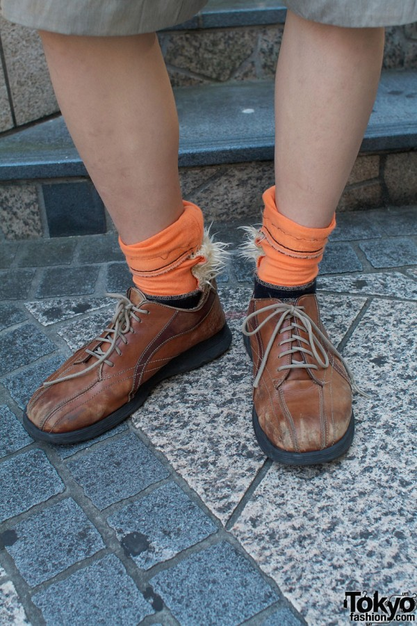 Christopher Nemeth socks & resale shoes
