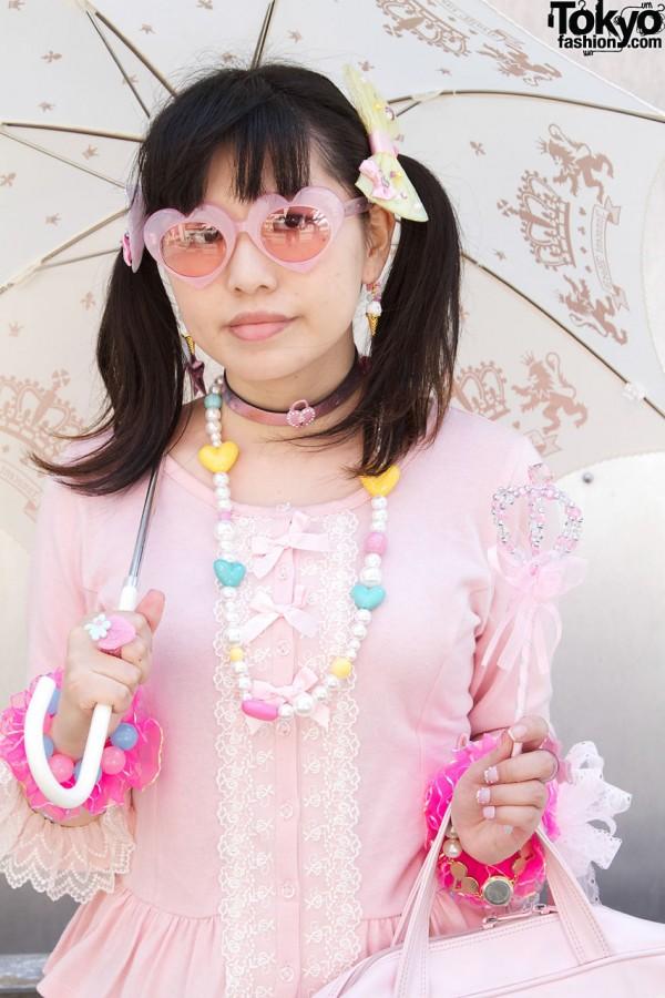 Angelic Pretty & 6%DokiDoki accessories