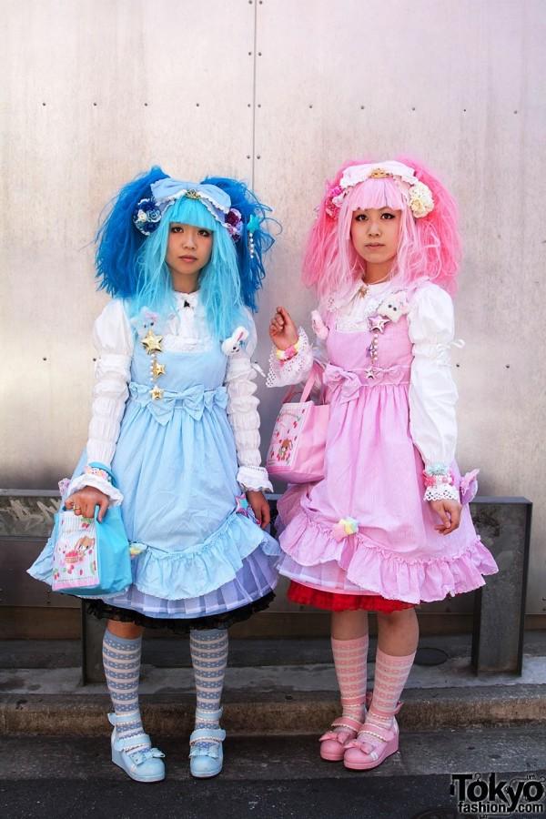 Angelic Pretty, 6%DokiDoki & Sanrio