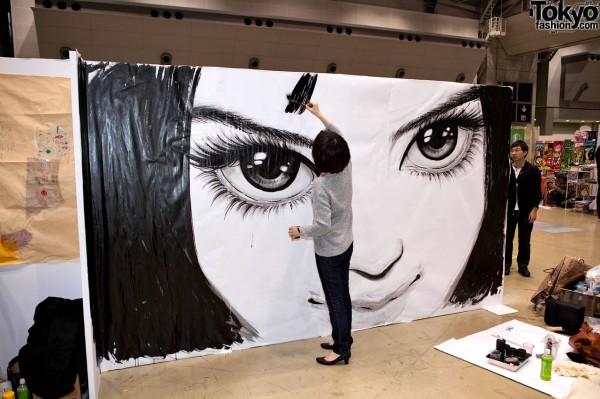 Design Festa Live Painting