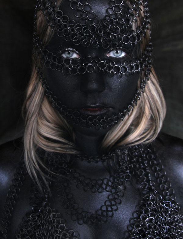 Fannie Schiavoni Black Sun