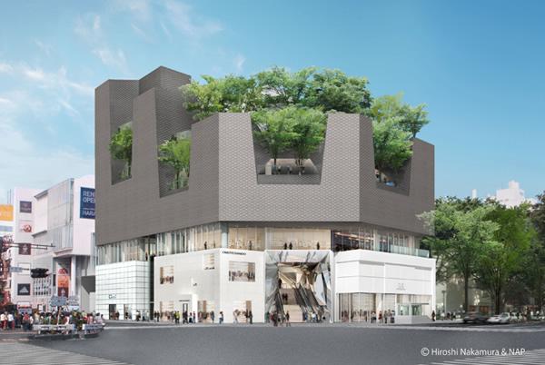 Omotesando Project